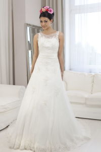 Latest Popularl Luxurious Wedding Dress Ladies Skirt Uw4046A