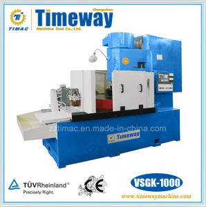 CNC Round (Rotary) Table Vertical Axes Surface Grinding Machine pictures & photos