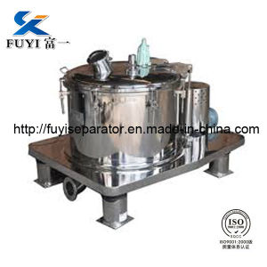 Food Industrial Centrifuge for Separating Starch Milk pictures & photos