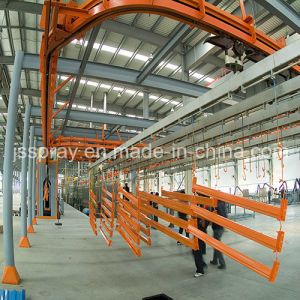 Automatic Spray Painting Line for Storage Racking