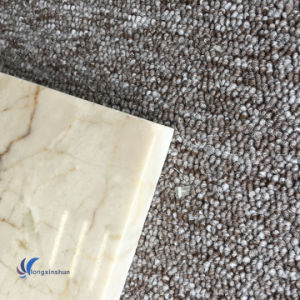 Customized Polished Natural Beige Stone pictures & photos