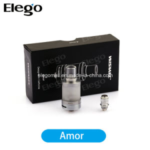 100% Wismec Amor Atomizer 2.5ml E Cigarettes Tank (Adjustable Airflow) pictures & photos