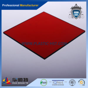 100% Pure Raw Matreial Translucent Acrylic Sheet pictures & photos