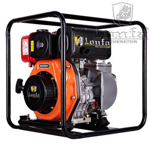 4inch Kama Type Diesel Water Pump for Aguriculture Irrigation pictures & photos