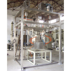 Automatic Powder/Granule Packing Machine (Carbon Steel)