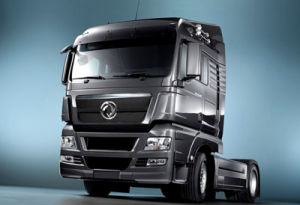 Dongfeng 4X2 CNG Tractor Truck/Tractor Head pictures & photos