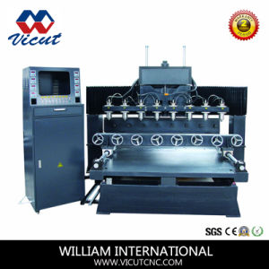 Multi-Spindle CNC Table Moving Router Machine CNC Engraver pictures & photos