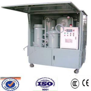 Weather-Proof Vacuum Transformer Oil Purifier Machine pictures & photos