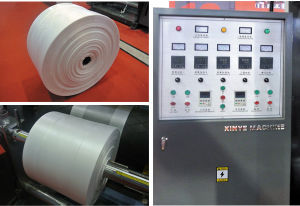 Xinye Sj Series High Speed HDPE LDPE LLDPE Film Extrusion Machine pictures & photos
