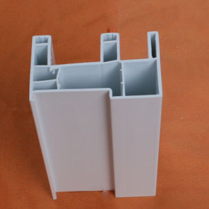80 Series Sliding Window Frame PVC Extrusion Profiles