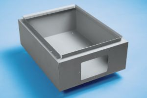 Custom Made Precision Sheet Metal Fabrication for Refrigerator (GL004) pictures & photos