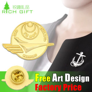 High Quality Metal Badge Lapel Pin with Logo Custom pictures & photos