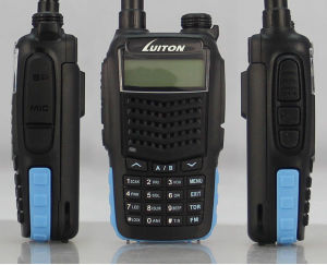 Dual Band VHF/UHF Radio Lt-UV3X Walkie Talkie pictures & photos