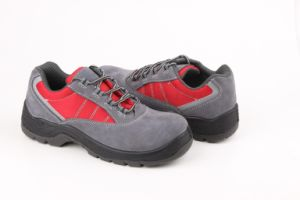 Geniune Leather Safety Shoes with Steel Toe and Steel Midsole pictures & photos