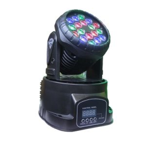 Mini 18X1W Baby Wash Moving Head for Club pictures & photos