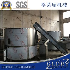 Full Automatic High Speed Bottle Can Arrange Machine Unscrambler Machine pictures & photos