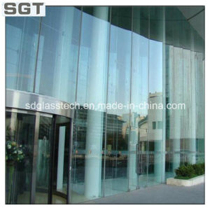 Extra Clear Tempered Glass for Screen Gates pictures & photos