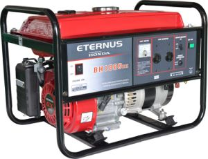 1.3kVA 1.3 Kw Gasoline (Petrol) Generator Powered by Honda Engine with CE (BH1800) pictures & photos