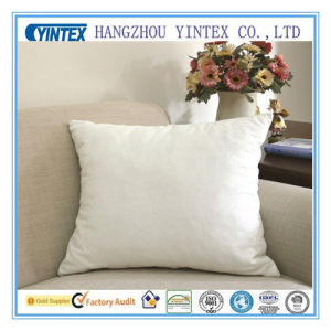 Factory Wholesale Customized Soft Hotel Feather Down Neck Pillow pictures & photos