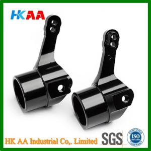 OEM High Precison Aluminum 7075 Black Oxide Steering Arms pictures & photos