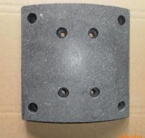 China Bus Truck Auto Brake Pad pictures & photos