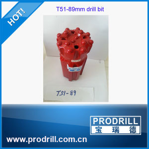 High Qualityy T51-89mm Retrac Skirt Thread Button Drill Bits for Sale pictures & photos