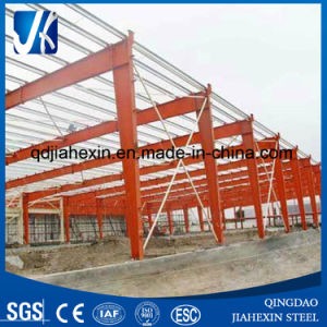 Design Manufacture Steel Structures for Workshop Warehouse Hangar Building pictures & photos