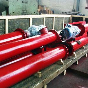 Flexiblespiral Archemedes Screw Pipe Tube Conveyor pictures & photos