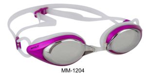 Mirrored Swimming Glasses (mm-1200) pictures & photos