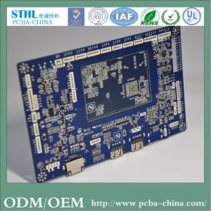 SMD LED PCB Board Samsung Galaxy S4 PCB Jcut 3030 PCB CNC Router pictures & photos