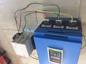 55kw 3 Phase 660V AC Pump Motor Soft Starter pictures & photos