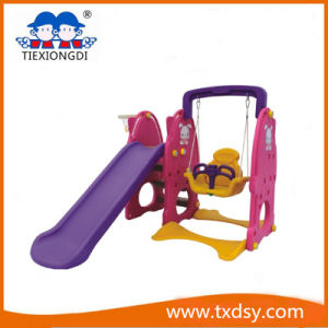 Indian Plastic Baby Outdoor Swing pictures & photos