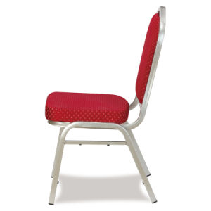 Stacking Aluminum Hotel Chair for Banquet and Wedding Hall pictures & photos