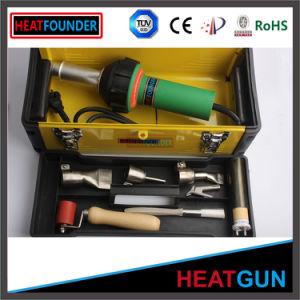 230V 1600W Temperature Adjustable Hot Air Gun for PVC Foil pictures & photos
