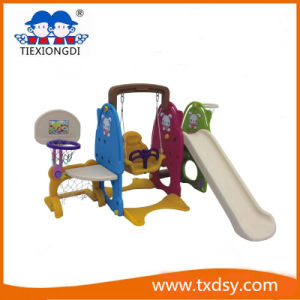 Baby Gym Equipment with Rabbit Slide pictures & photos