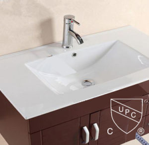 Cupc Porcelain Bathroom Vanity Tops Basin (SN1548-100) pictures & photos
