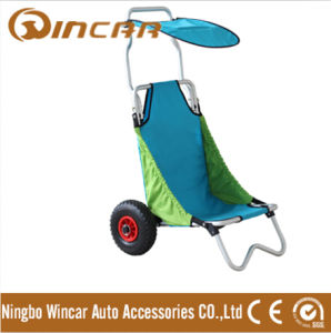 Multifunction Folding Beach Cart/ Fishing Cart/ Kayak Trolley pictures & photos