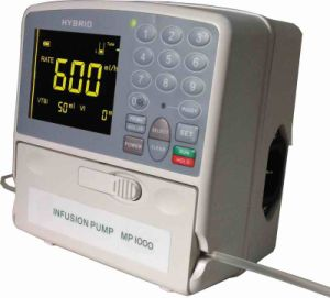 1-1200ml/Hr Ce Marked Vet/Human Infusion Pump pictures & photos