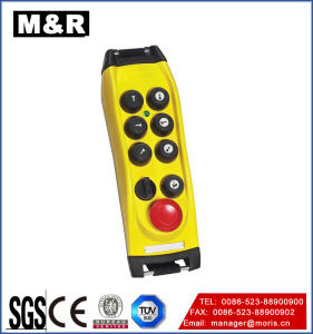 Waterproof Remote Push Button Switch Controller pictures & photos