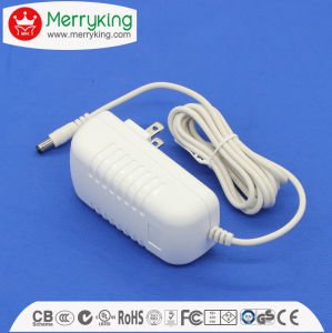 Merryking Level VI AC DC 12V 3A Power Adapter pictures & photos