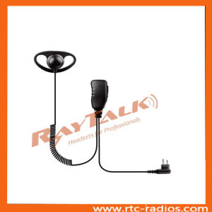 D Shape Earpiece for Kenwood Tk208/Tk220/Tk240/Tk248/Tk250, etc pictures & photos