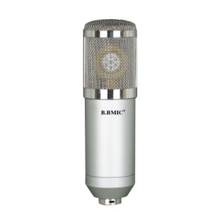 Condenser Mic Receiver Network K Song Recording Microphone pictures & photos