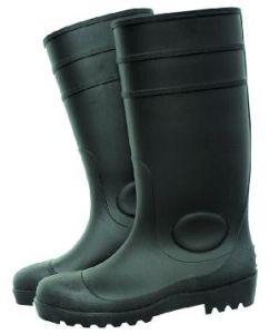 Black Color Safety PVC Boot (BN002) pictures & photos