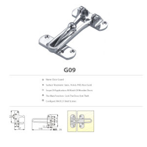 High Quality Stainless Steel Hardware Decorative Accessories Door Guard pictures & photos