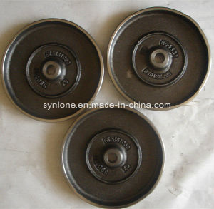 Precision Casting and Machining Steel Parts pictures & photos