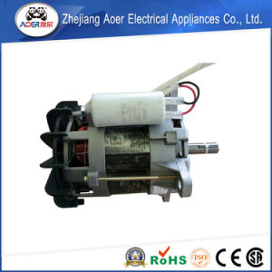 Unbrusheless Single Phase AC Motor From Cement Mixer or Lawn Mower 2000W pictures & photos