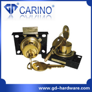 (303S) Iron Cabinet Lock Drawer Lock pictures & photos