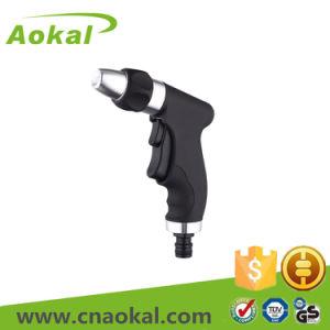 Cleaning Metal Water Adjustable Plastic Spray Gun pictures & photos