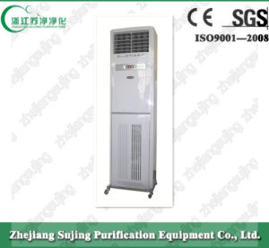 Mobile Air Cleaner Purifier with HEPA UV Sterilizer (ZJY-100/150/200/300) pictures & photos