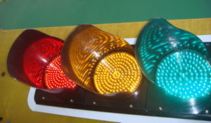 300mm 12 Inch Red Yellow Green LED Traffic Light pictures & photos